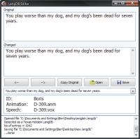 Telltale LangDB Editor