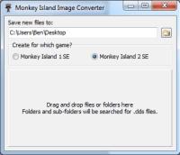 Monkey Island Image Converter