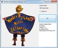 Monkey Island Music Extractor