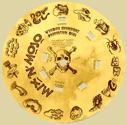 Monkey Island 1+2 Codewheels